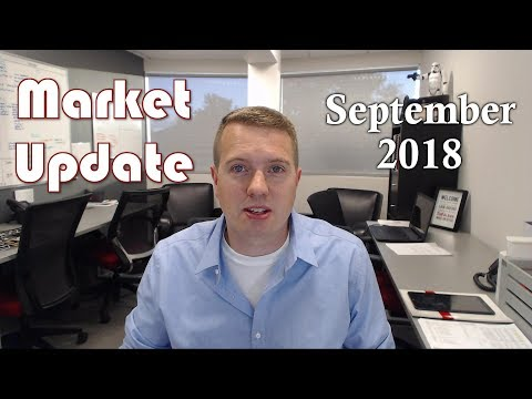 Ottawa Real Estate Market Update September 2018