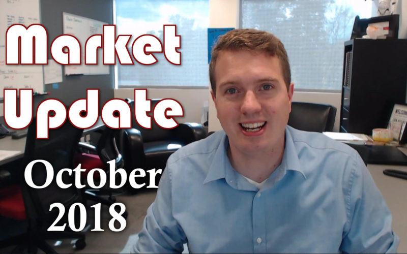 Ottawa Real Estate Market Update October 2018