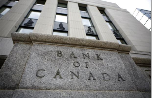 Bank of Canada raised interest rates by 1/4 point.