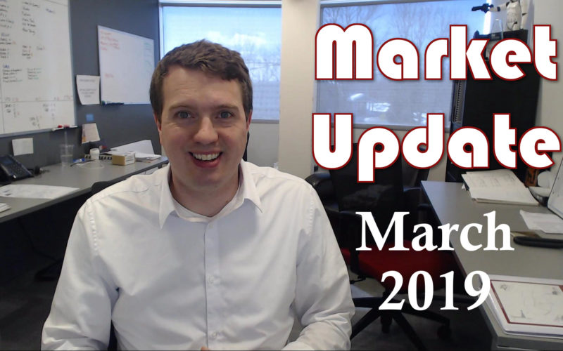Ottawa Real Estate Market Update March 2019